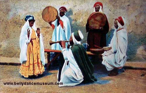 Ouled Nail Algerian Dance