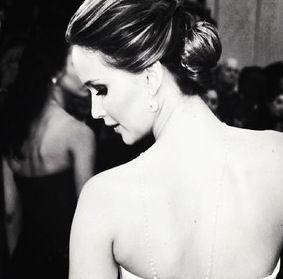 Jennifer Lawrence at the Oscar's 2013