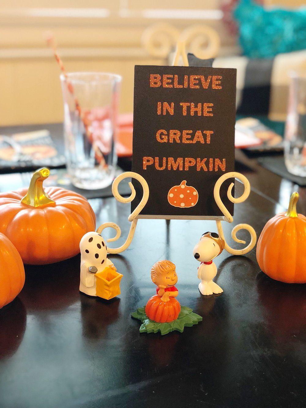 Movie Night It S The Great Pumpkin Charlie Brown Suburban Soiree Charlie Brown Halloween Movie Night Pumpkin Lights