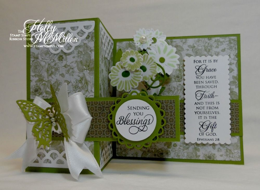 ~Pop Up Box card~ by Toy - Cards and Paper Crafts at Splitcoaststampers