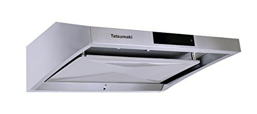 Tatsumaki TA-S38 30 TA-S38 Steam Auto Clean Range Hood with 950 CFM and Touch Panel #touchpanel