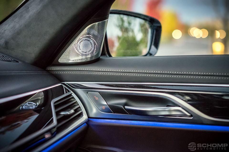 BMW in Colorado  7 series  interior  details  BMW in Denver