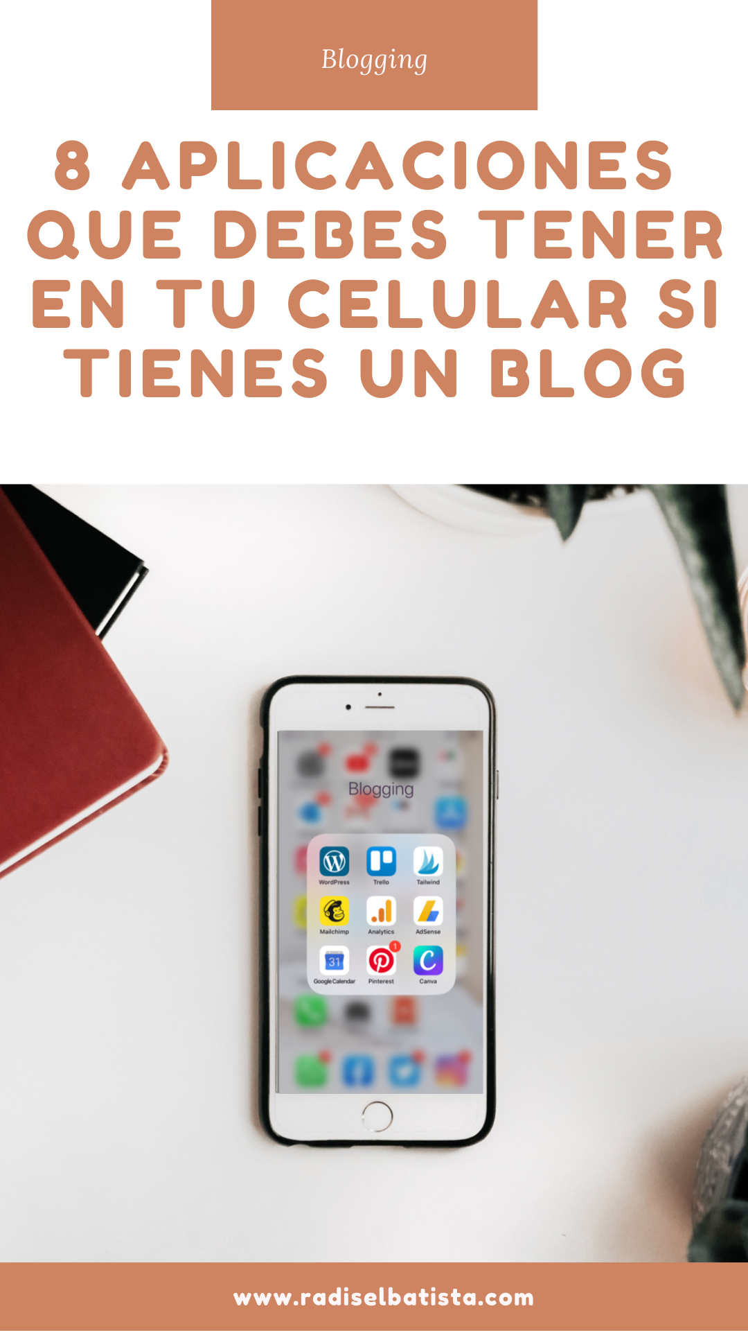 8 Aplicaciones De Debes Tener En Tu Celular Si Tienes Un Blog Consejos Para Instagram Blog Blogging