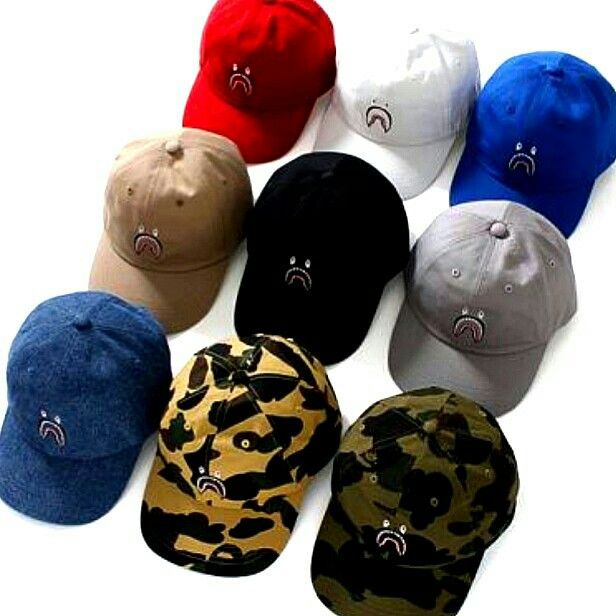 Shark Cap - BAPE Bape Outfits 8b46779e6d6