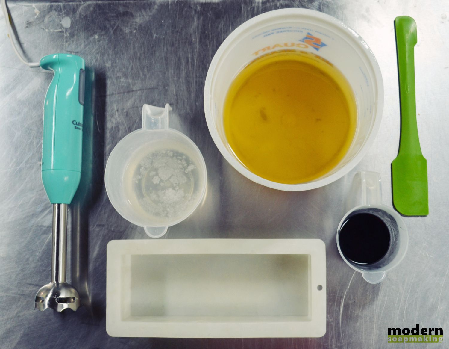Tipps soapmaking