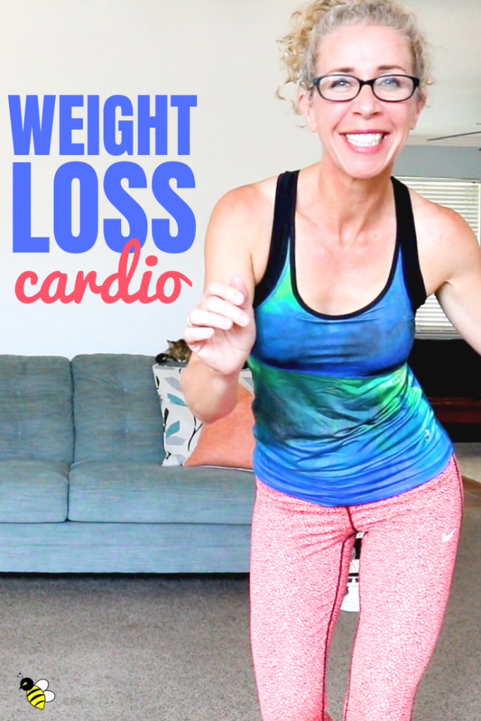 25 Minute Low Impact WEIGHT LOSS Cardio Workout for Women Over 50 • Pahla B Fitness