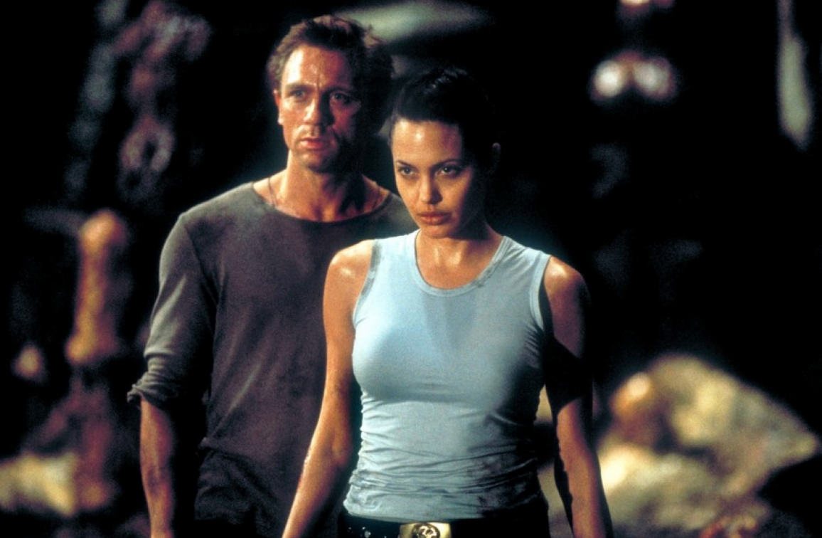 Lara Croft Tomb Raider Simon West 2001 Tomb Raider Angelina Jolie Tomb Raider Angelina Angelina Jolie Photos