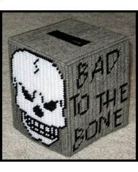 Punchy image with regard to free printable plastic canvas patterns skulls