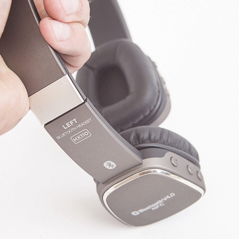 OnEar Bluetooth Wireless Headphones with NFC (HX110