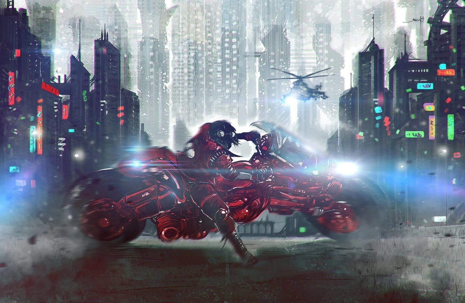 kaneda, Anime, Akira Wallpapers HD / Desktop and Mobile