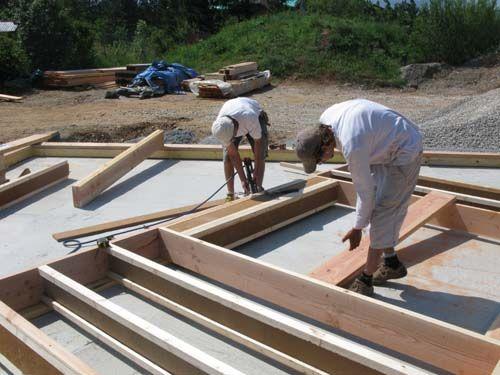 HOME ECO - Maison passive à Mens construction Pinterest