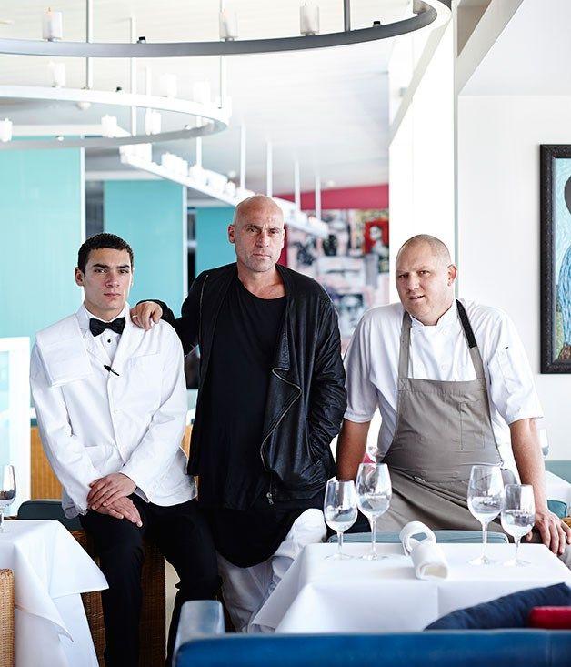 Gourmet Traveller Review Of Icebergs Dining Room U0026 Bar, Sydney.