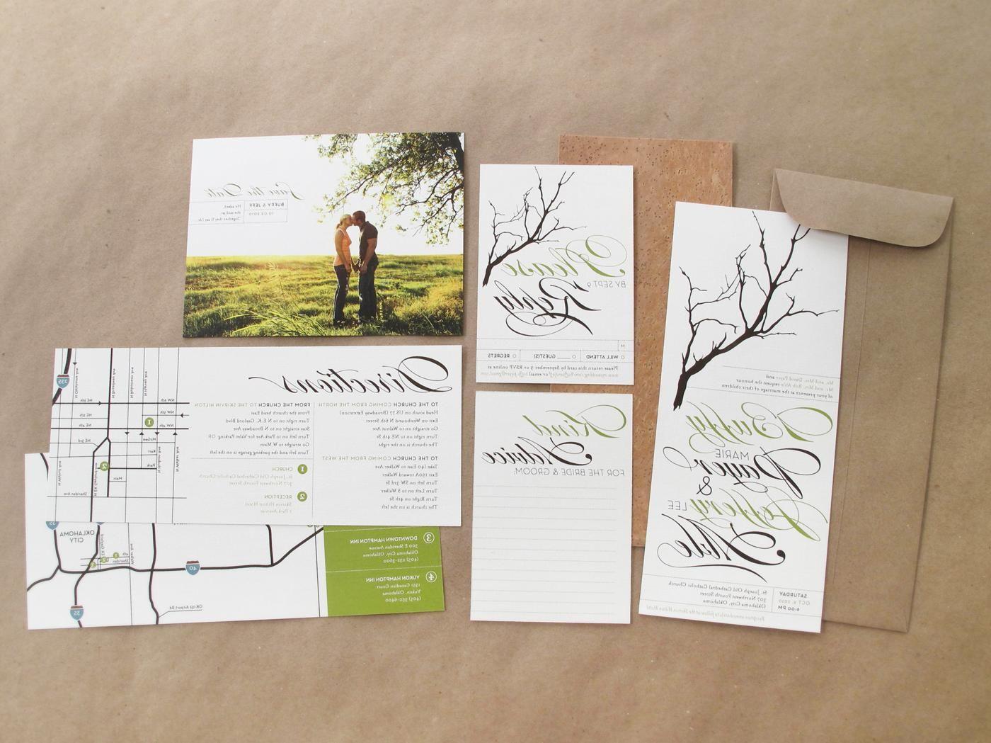 DIY Wedding Invitations | diy wedding invitations | wedding ...