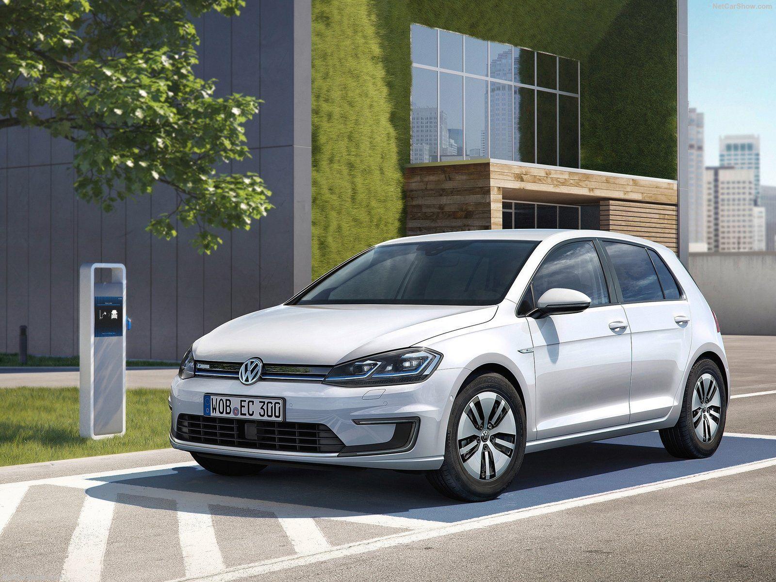 2017 Volkswagen E Golf