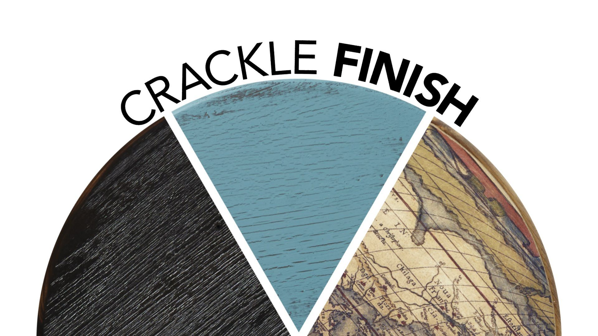 Crackle Paint Finish by Lowes | Paints Stains and Finishes ...