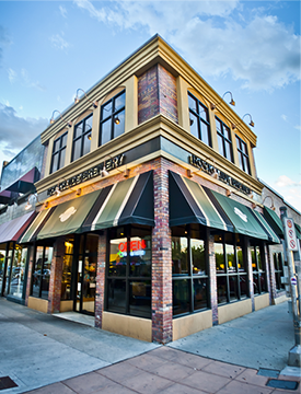 Rockslide Restaurant Brewery In Downtown Grand Junction Colorado Sharegj