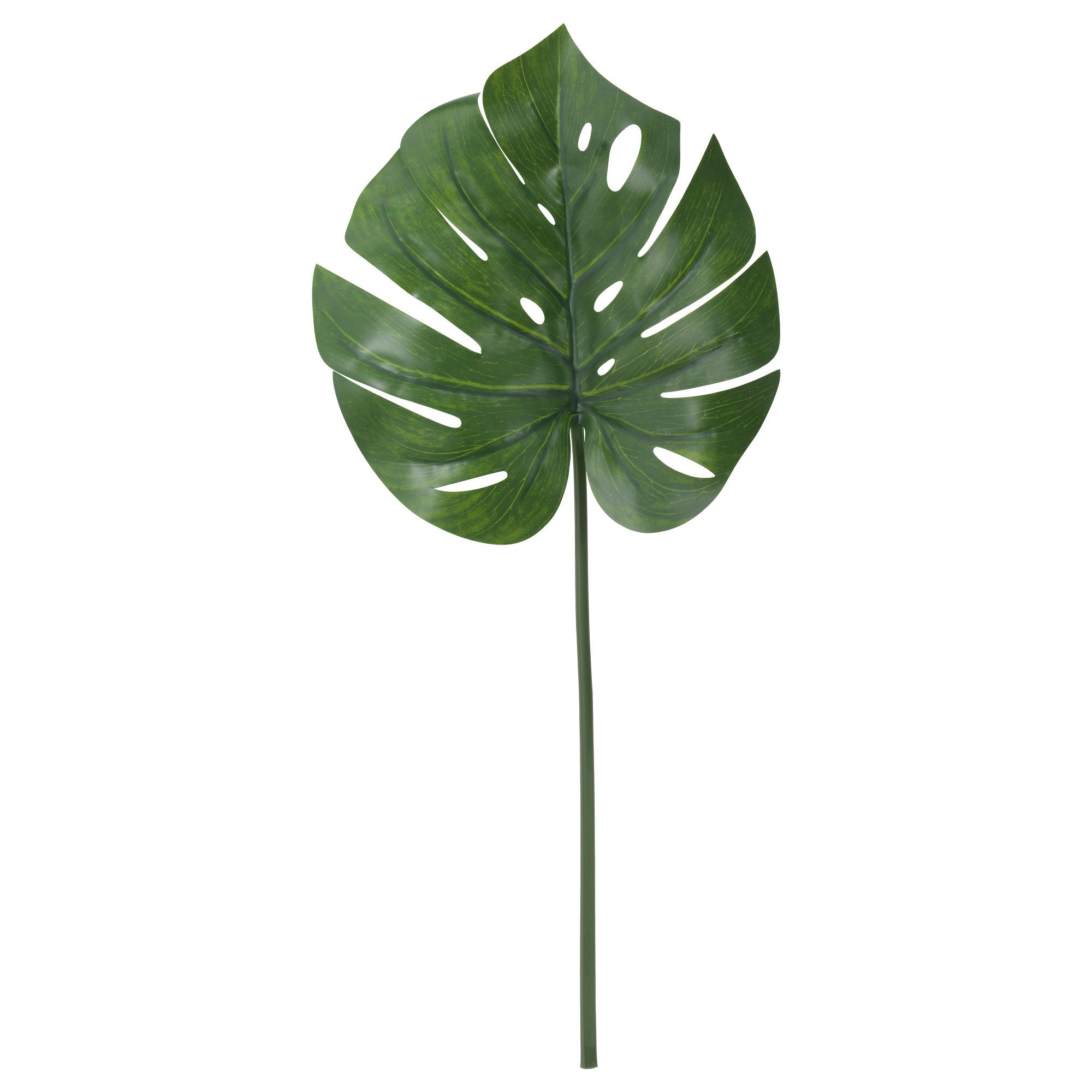 Smycka Fleur Artificielle Monstera Vert Kawaii Stival