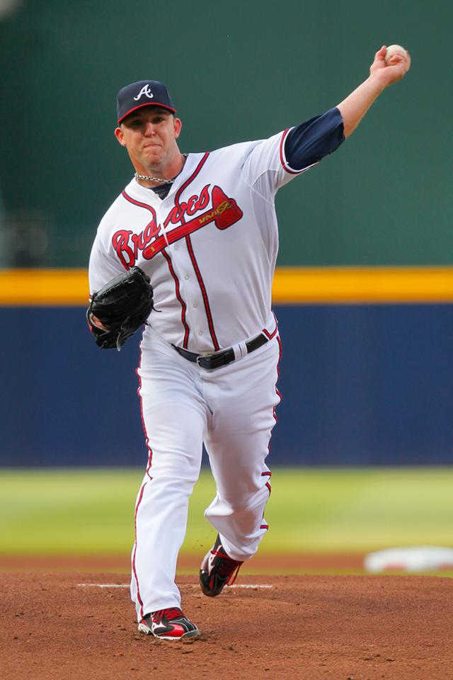 Paul Maholm Atlanta Braves Atlanta Braves Braves Mlb Nationals