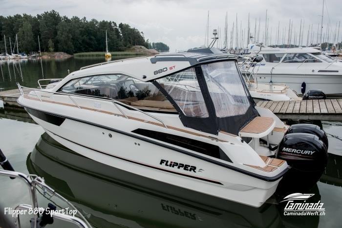 Flipper 880 ST Infos: http://www.caminadawerft.ch/