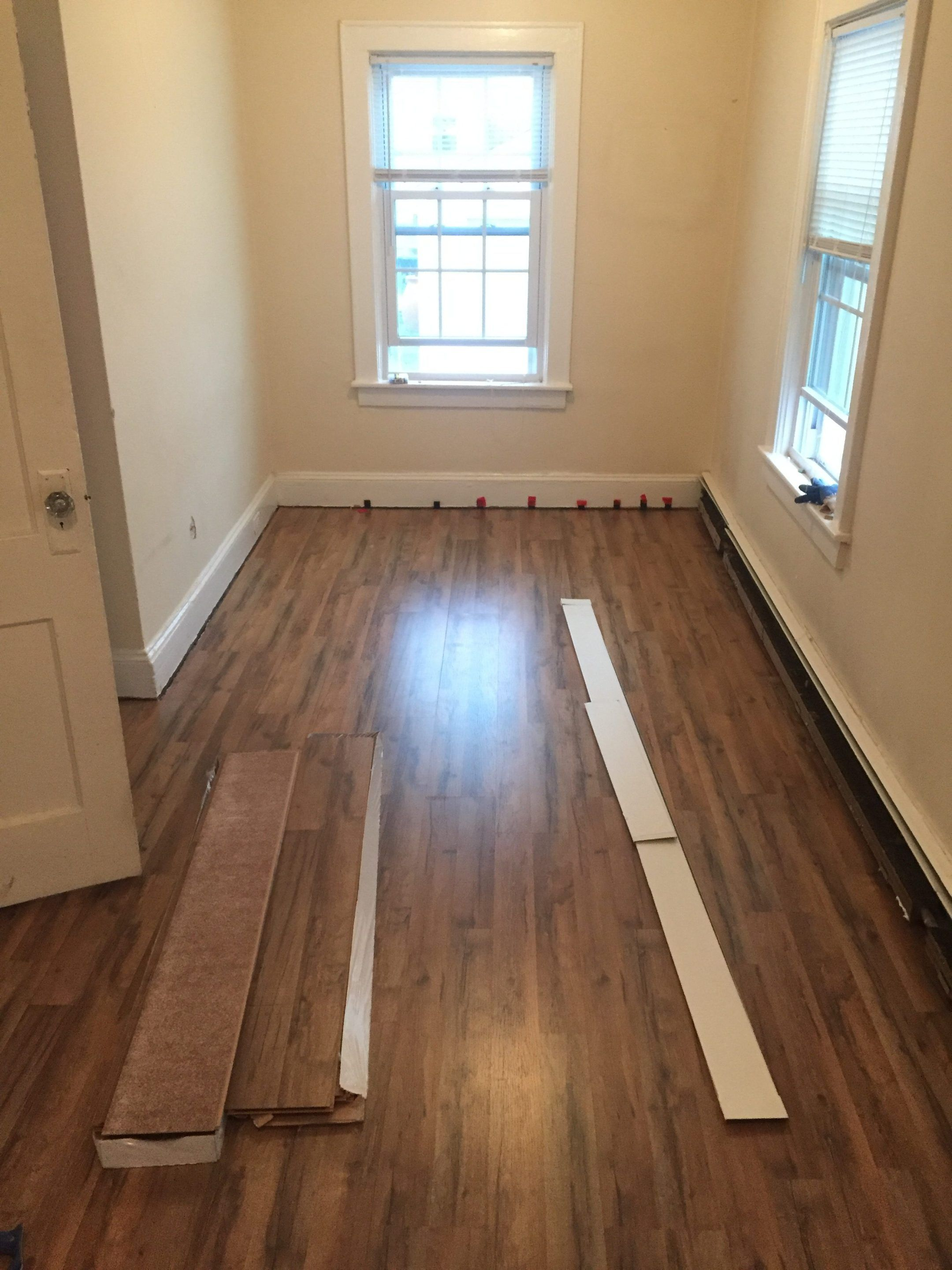 Installing Laminate Floors For Beginners Laminate Flooring