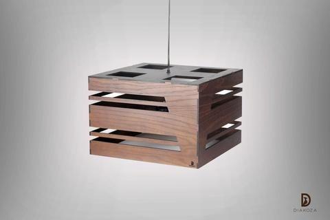 نجفة مودرن أنيقة مصنوعة من أجود أنواع الخشب بتصميم أنيق وجذاب يعطي الغرفة الأناقة والرقي النجفة مناسبة لجميع غرف المنزل فيمكنك وضعها في Home Decor Home Decor