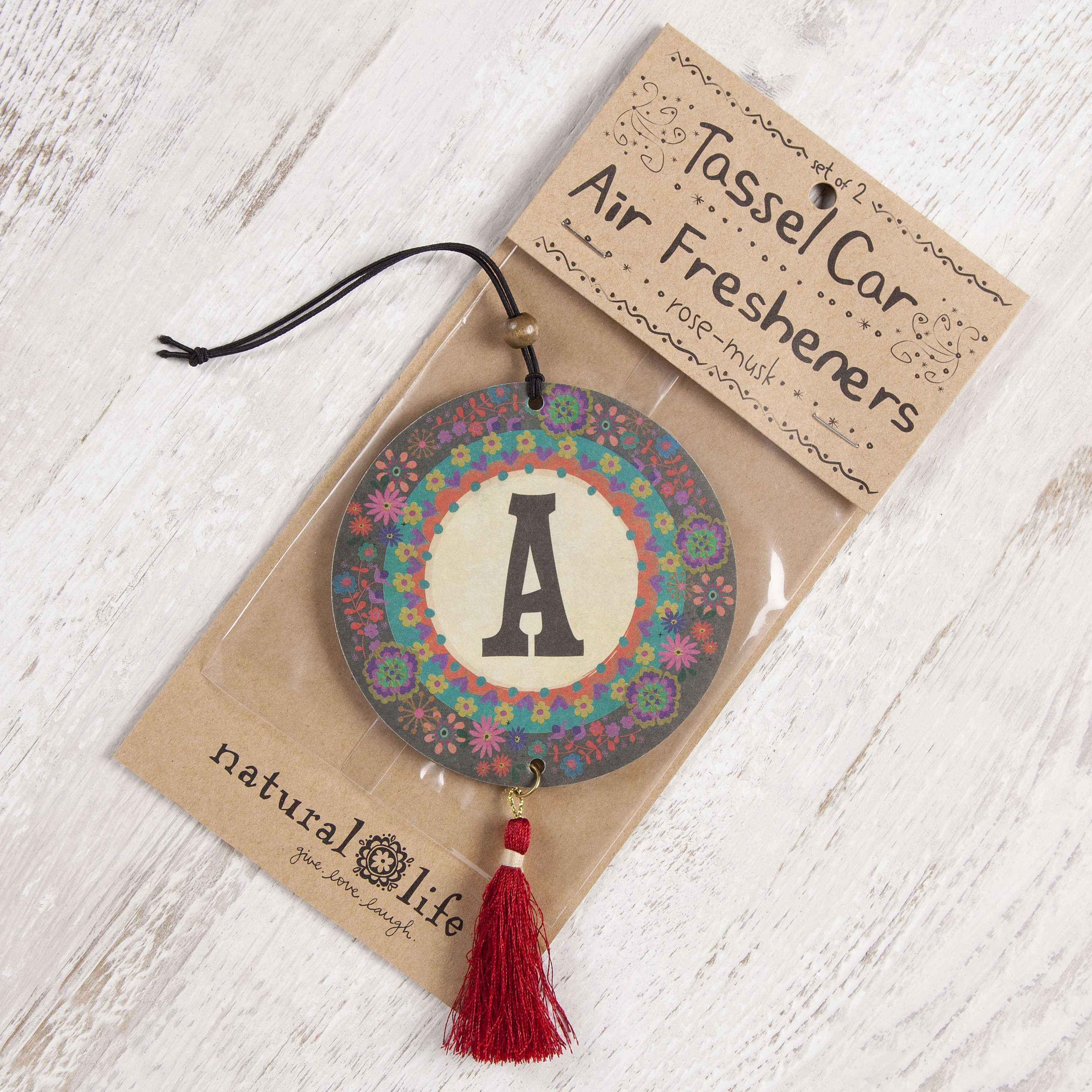 Air Fresheners Initial Air Fresheners from Natural Life