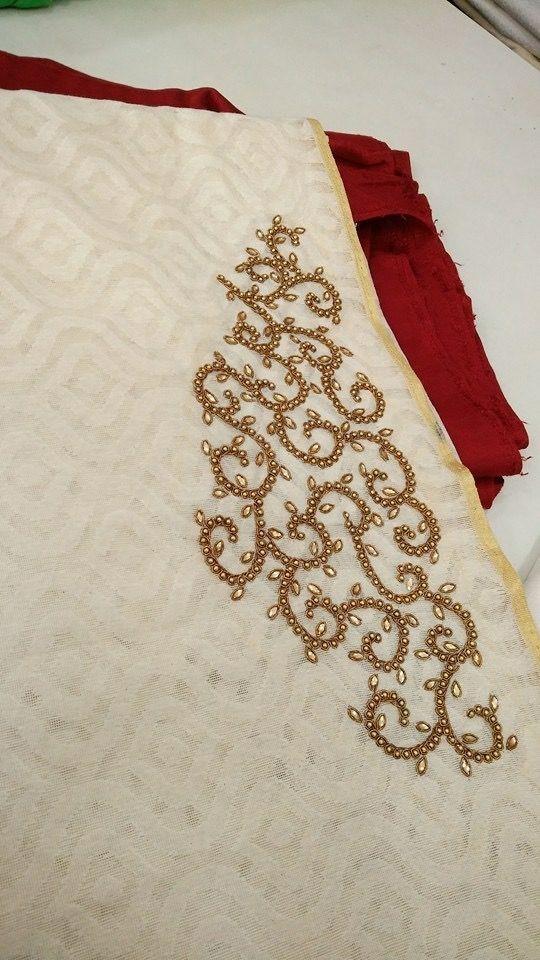 Pin de jila javidan en Beads & sequins Embroidery | Pinterest ...