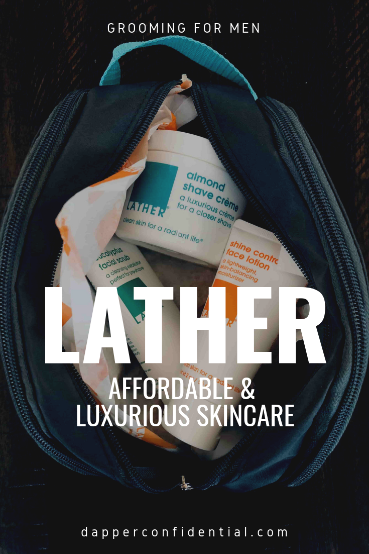 Lather Products Review For Men Plus 15 Off Coupon Skin Care