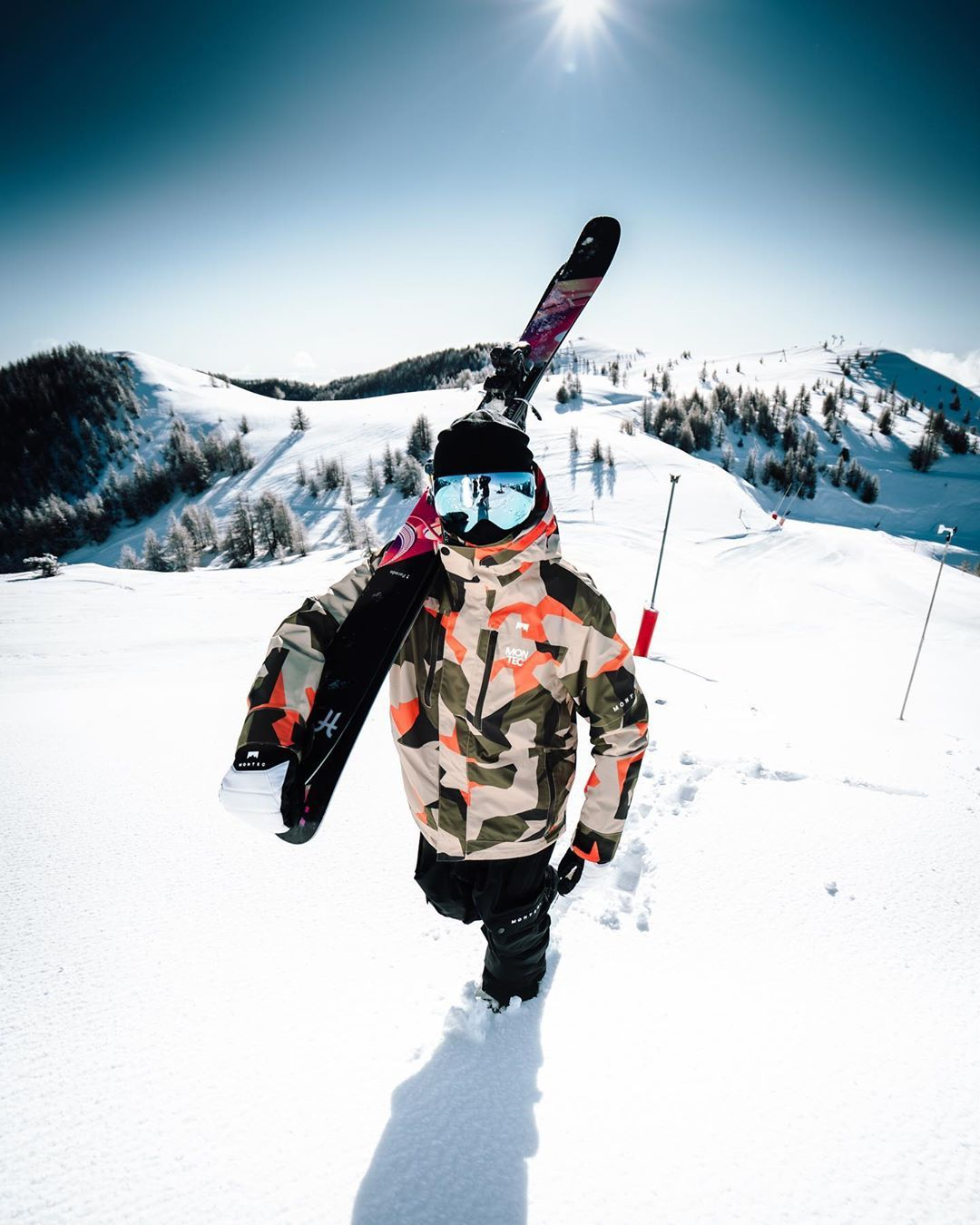 Camo Ski And Snowboard Jacket And Pants In 2021 Snowboarding Style Snowboarding Outfit Skiing Outfit