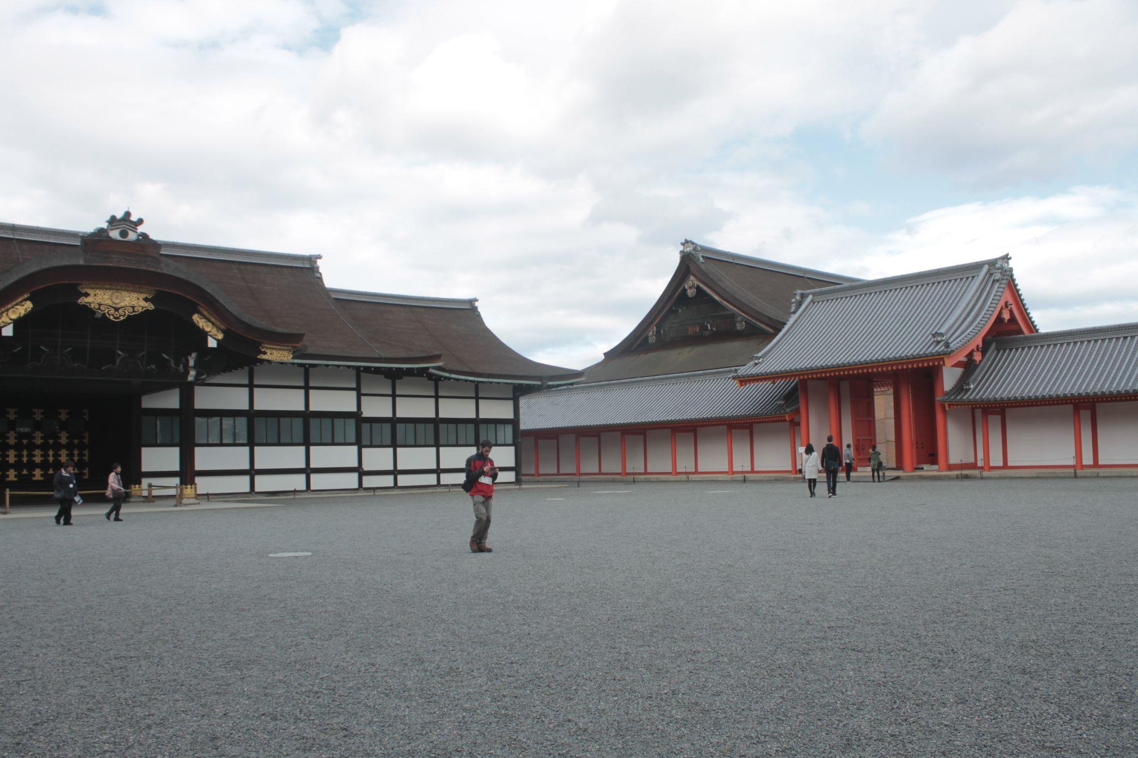 Interior del Palacio Imperial