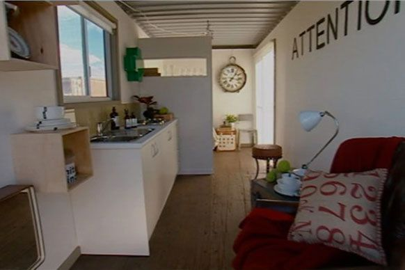 Shipping Container Homes: Jamie Durie, Top Design   Sydney, Australia,   5