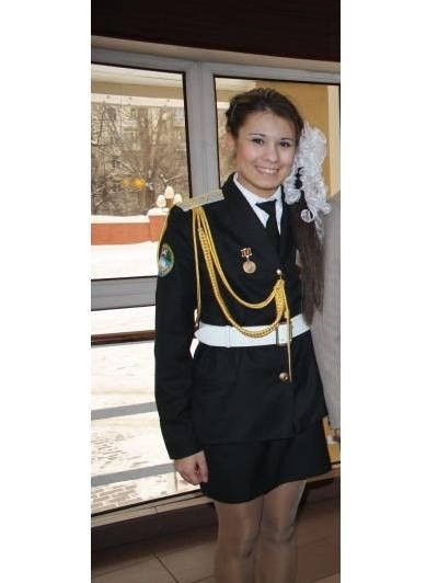Девушку кадета отымели фото 570-605
