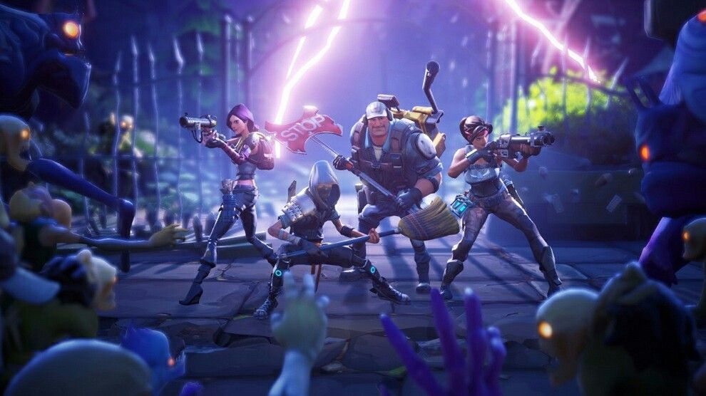 Fortnite Salvar El Mundo Fortnite Fotos De Gamers Juegos De Zombie