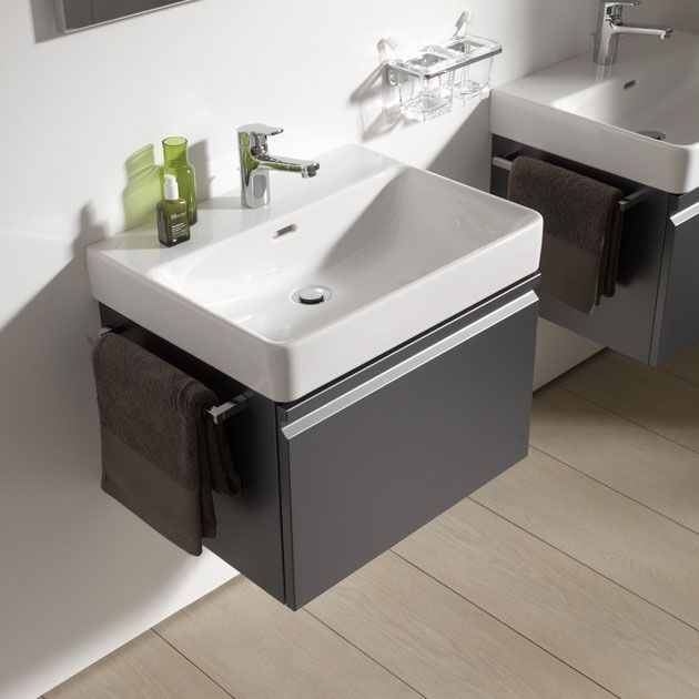 Laufen Pro S 520mm 1 Drawer Vanity Unit And Basin 2 X Colour Options