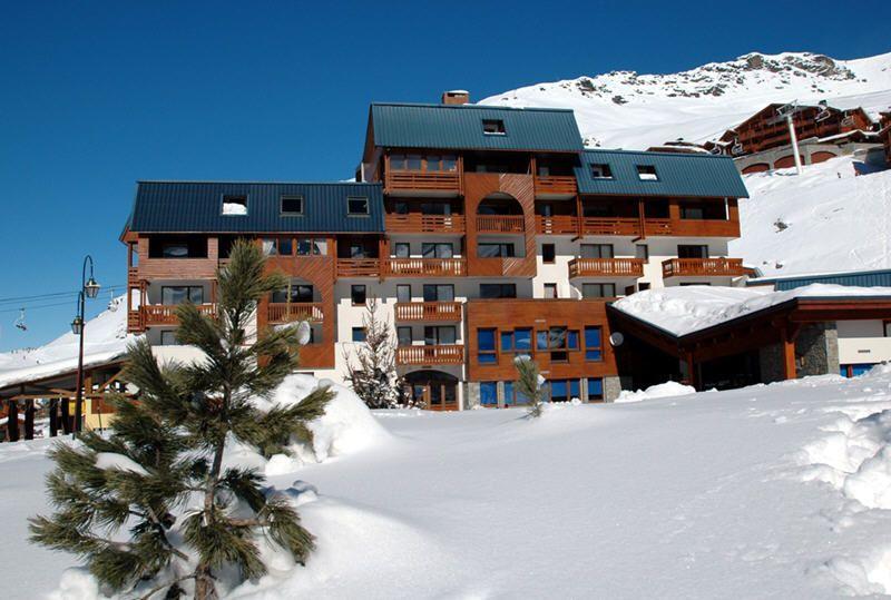 location appartement ski val thorens pas cher