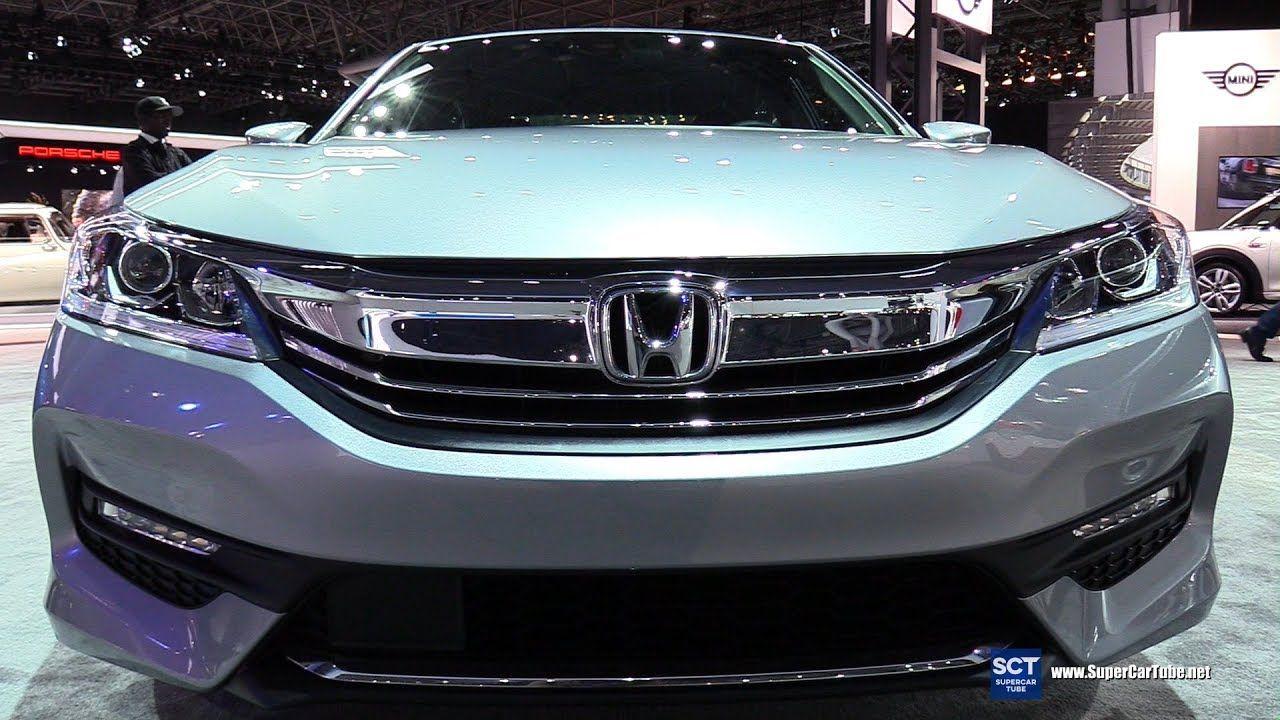2017 Honda Accord Sport Exterior Interior Walkaround