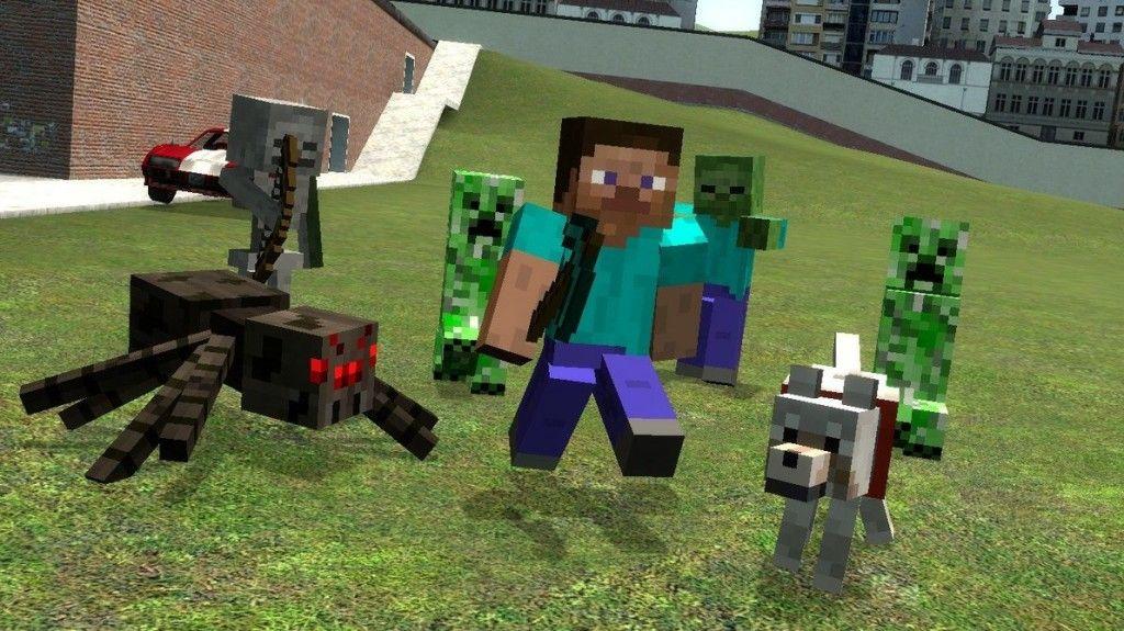 Garrys Mod Free Setup   Garry's Mod   Games. Free. Minecraft