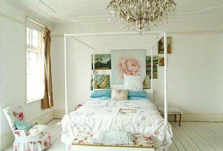 habitacion estilo romantica Buscar con Google cuartos cata