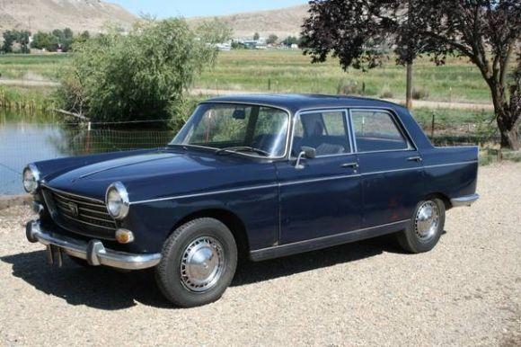 1962 Peugeot 404 Peugeot Classic Cars Commercial Vehicle