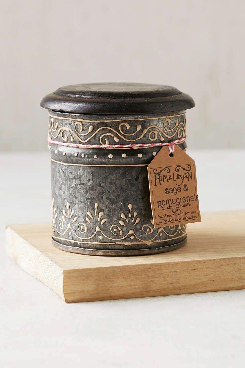 Himalayan Trading Post Henna Candle