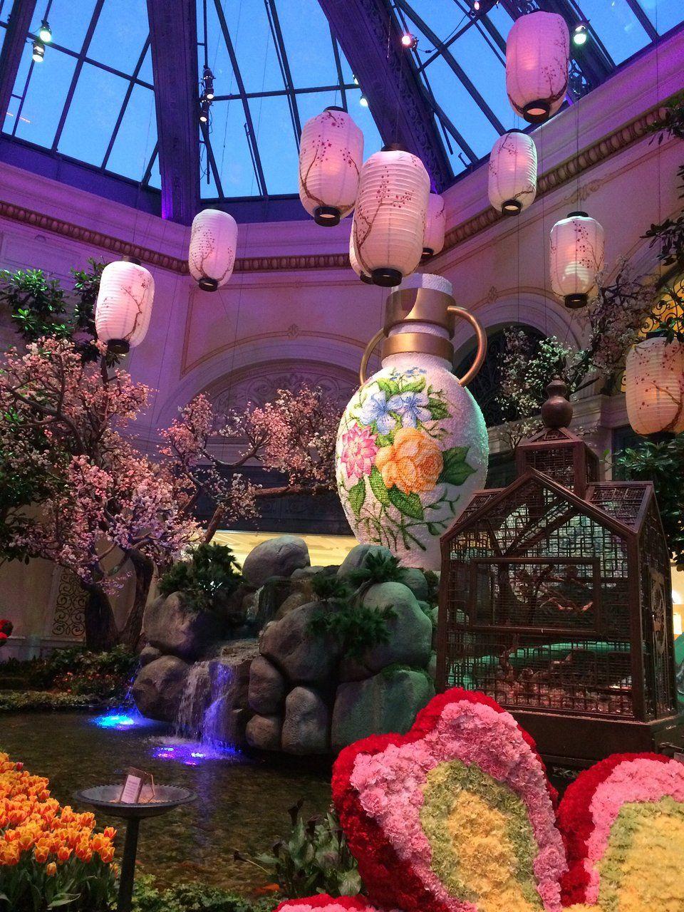 63aec65481c456b1cf56bd5ee02cf55c - Bellagio Conservatory & Botanical Gardens Las Vegas