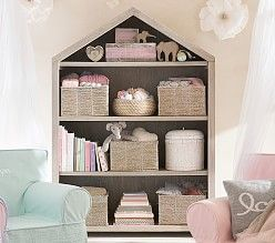 Nursery Bookcases U0026 Baby Furniture Bookcases | Pottery Barn Kids