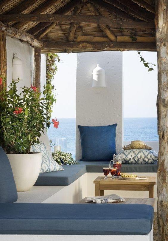 decoraci n de casas de playa mediterr neas decora tu
