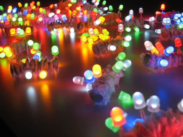 Led Throwies Led Lights Novelty Lights Led