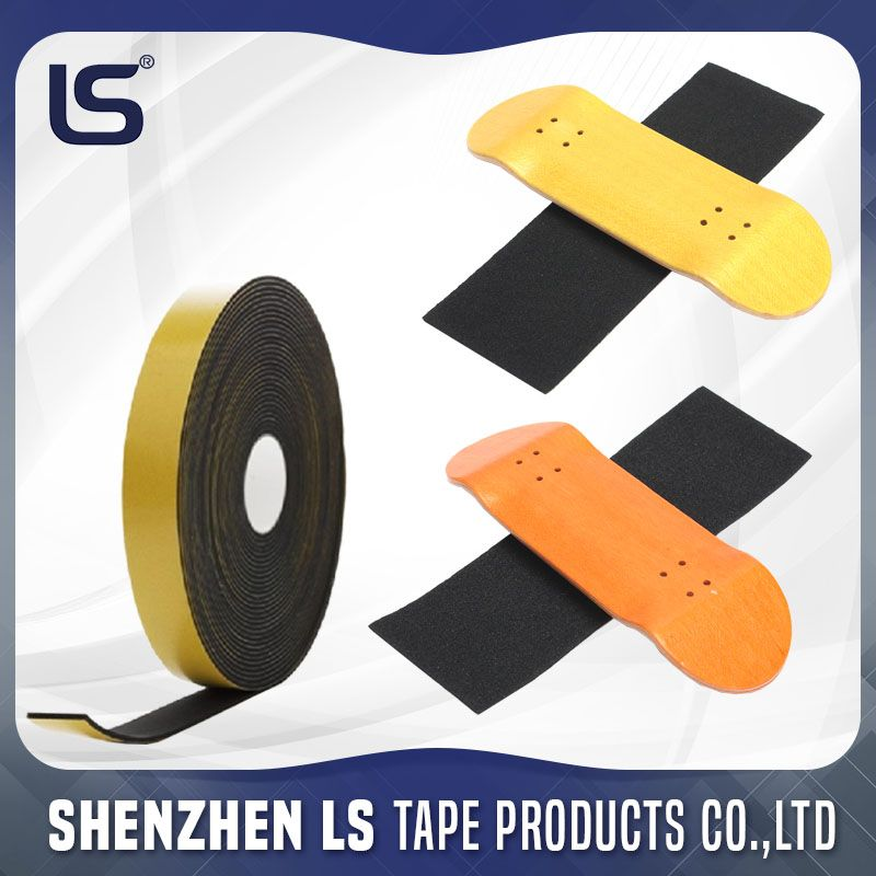High Quality Ls Neoprene Foam 1mm Fingerboard Tape Foam Neoprene High Quality