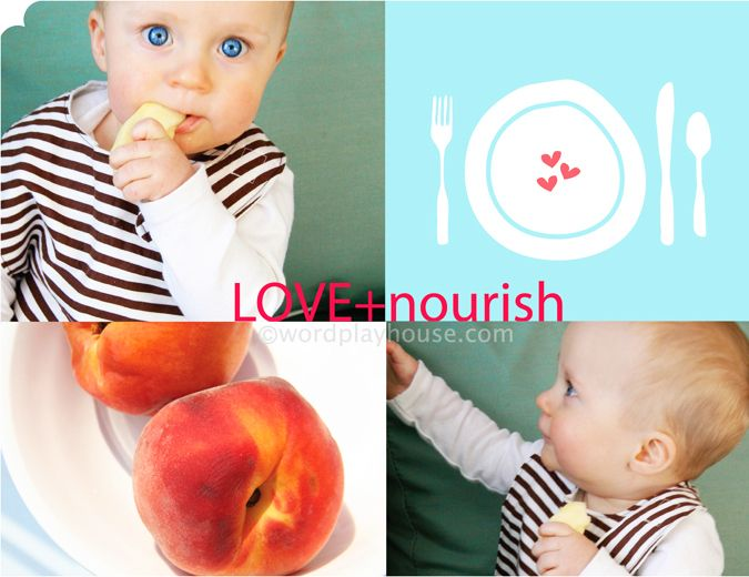 Feeding babies, nourishing toddlers, and raising healthy children: Simple, quick, and easy ways to feed your children wholesome foods.