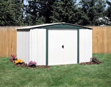 Arrow Hamlet 6x5 Storage Shed Steel Storage Sheds Shed Storage Shed