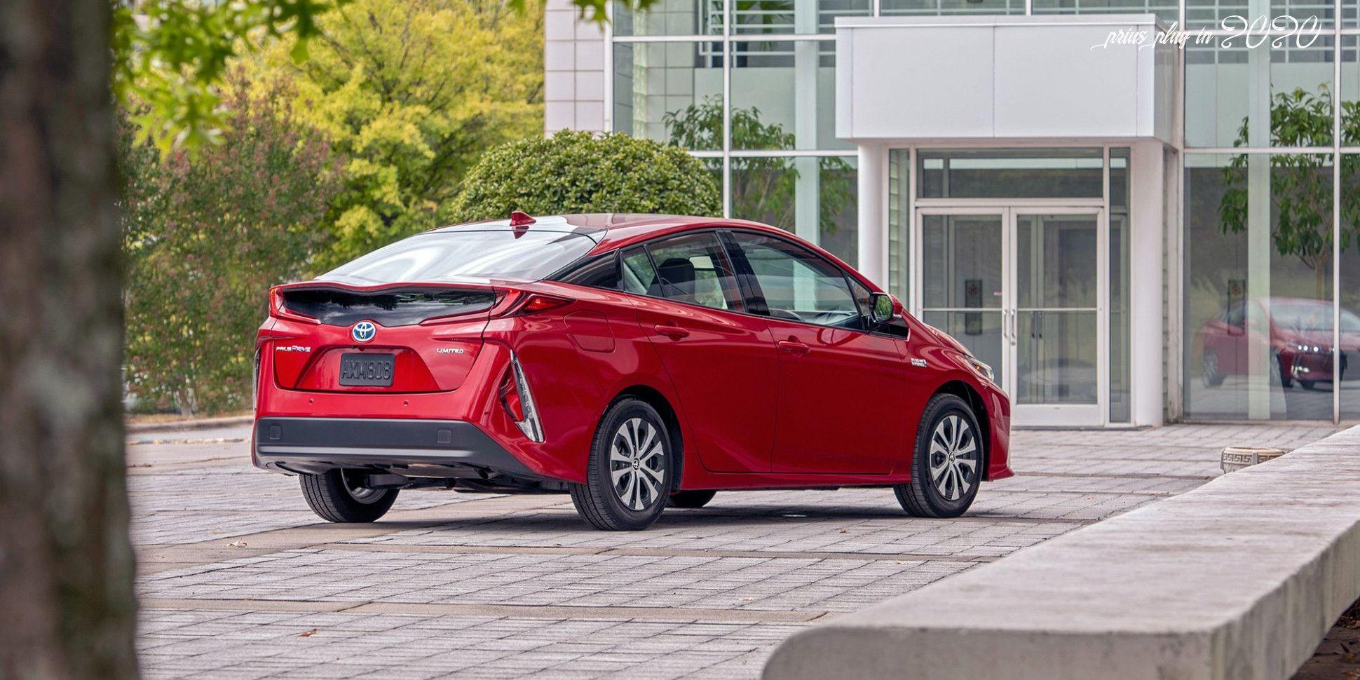 Prius Plug In 2020 Concept In 2020 Toyota Prius Prime Toyota Prius Prius