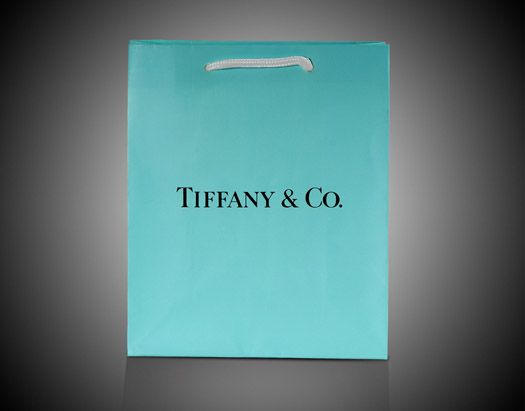 Tiffany & Co Shopping Bag | Packaging Shopping Bags | Pinterest ...