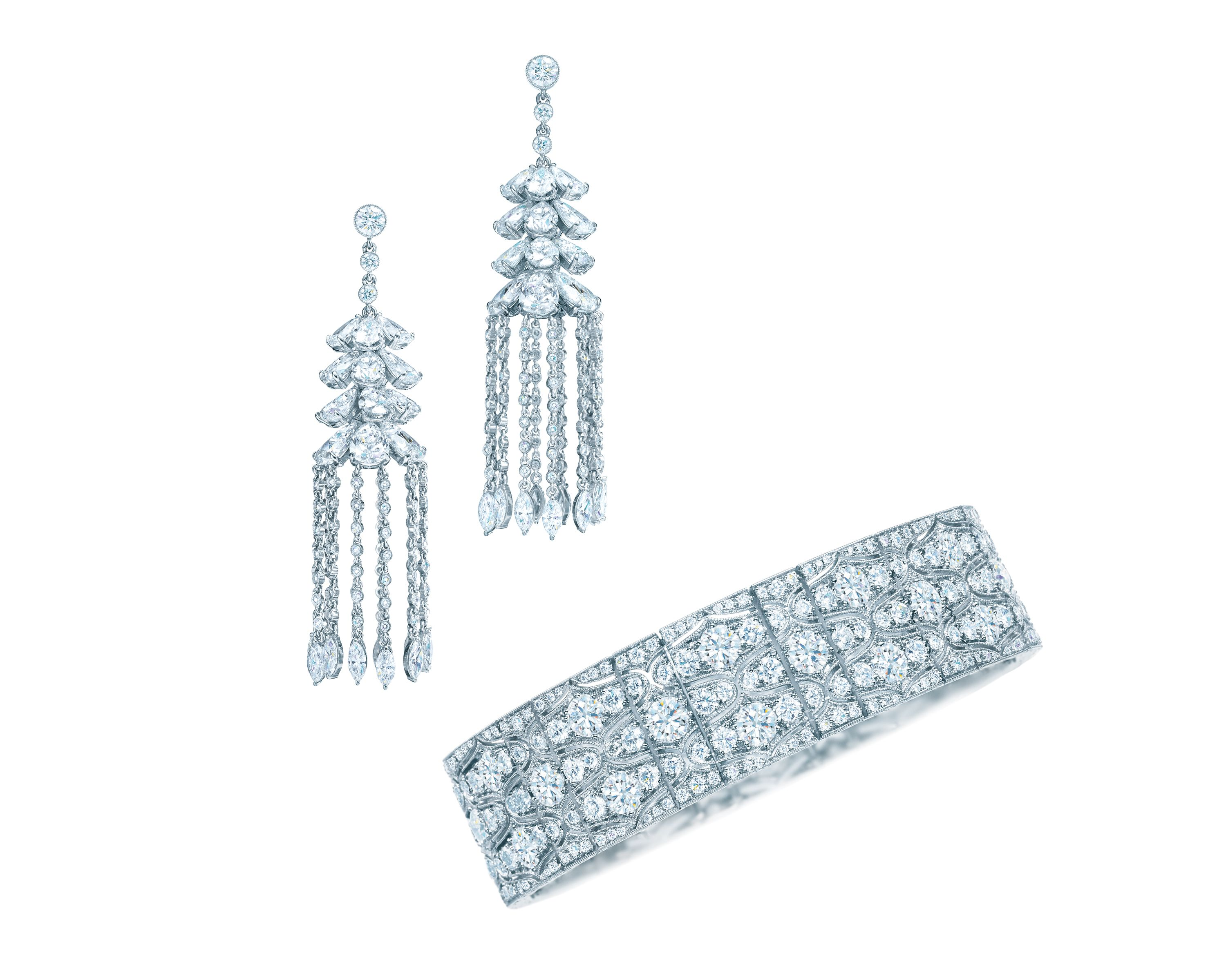 platinum stud pin tiffany earrings soleste diamond co and